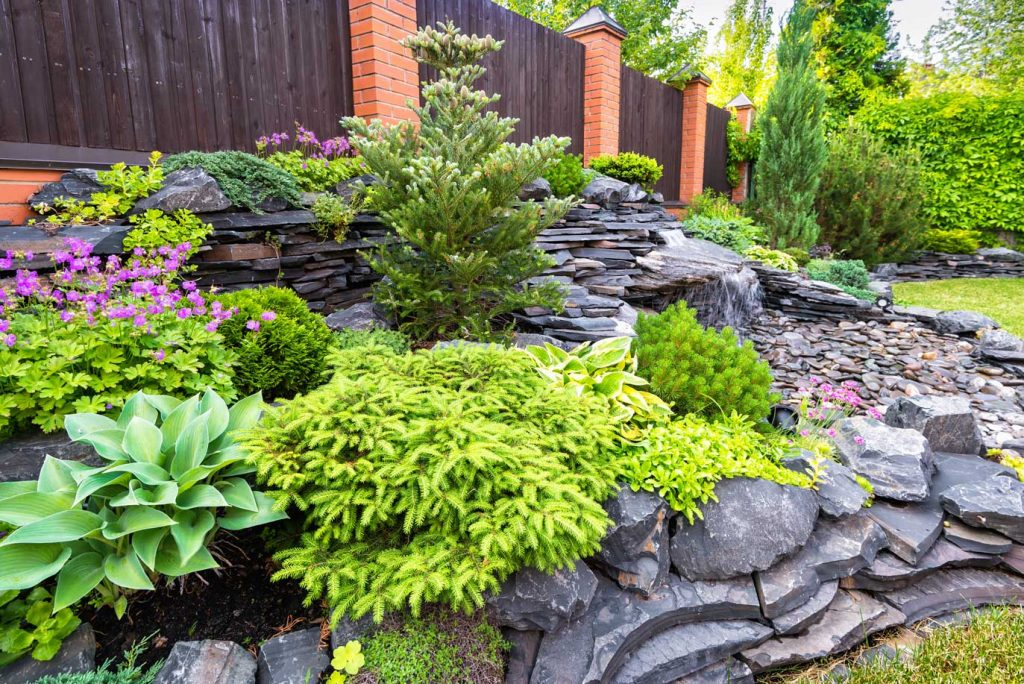 Landscaping Design Example
